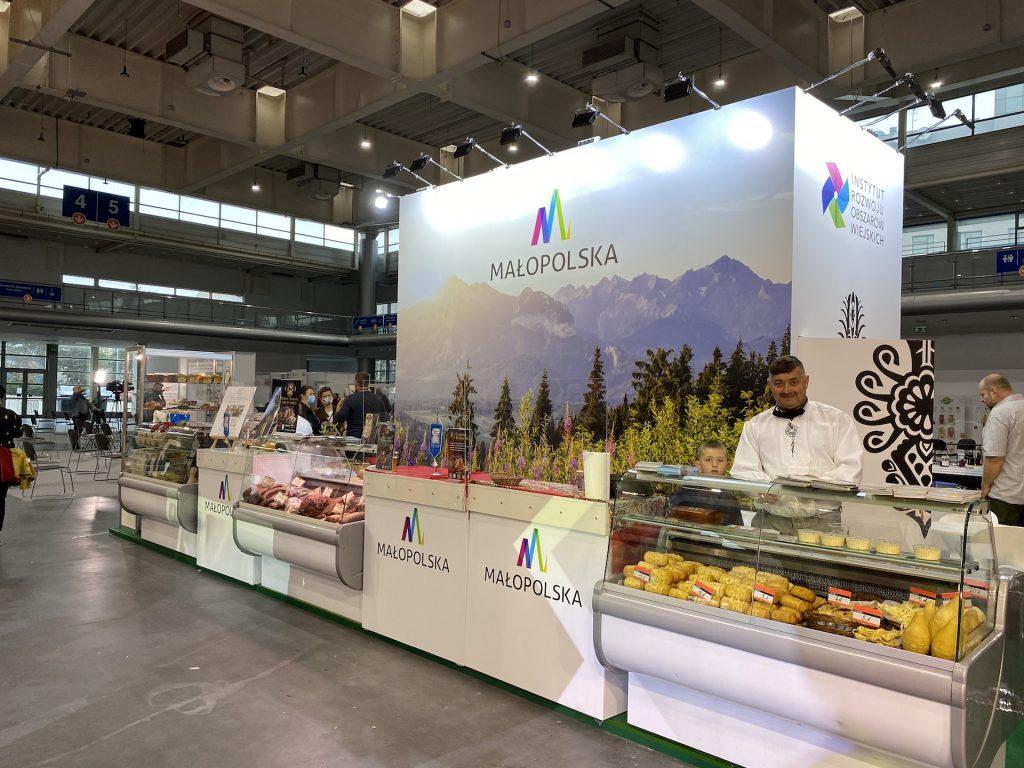 Targi Żywności Regionalnej i Ekologicznej  w Poznaniu - wrzesień 2020 r.